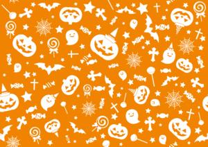 ハロウィンイベントパーティー 六本木渋谷 バック画像