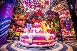 ハロウィンイベントパーティー カワイイモンスターカフェ KAWAII MONSTER CAFE(原宿)