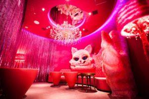 ハロウィンイベントパーティー カワイイモンスターカフェVIPROOM KAWAII MONSTER CAFE(原宿)