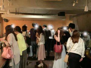 ハロウィンイベントパーティー 『ハロハロ』 六本木渋谷