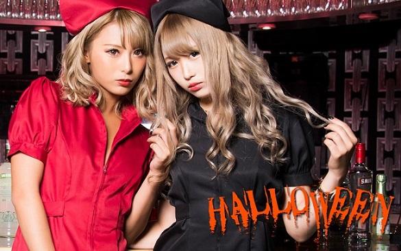 ハロウィンイベントパーティー 『ハロハロ』 六本木渋谷 コラム 出会い